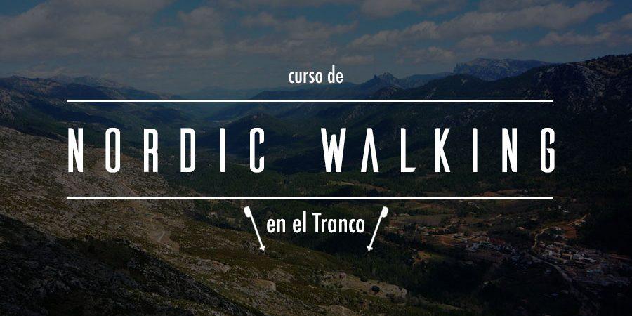 Curso nordic walking