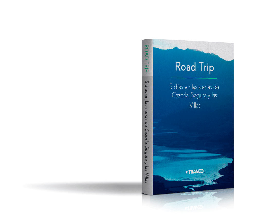 EBook Mockup Road Trip El Tranco